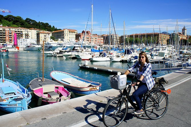 3-Hour Private Bike Tour of Nice Preview Image