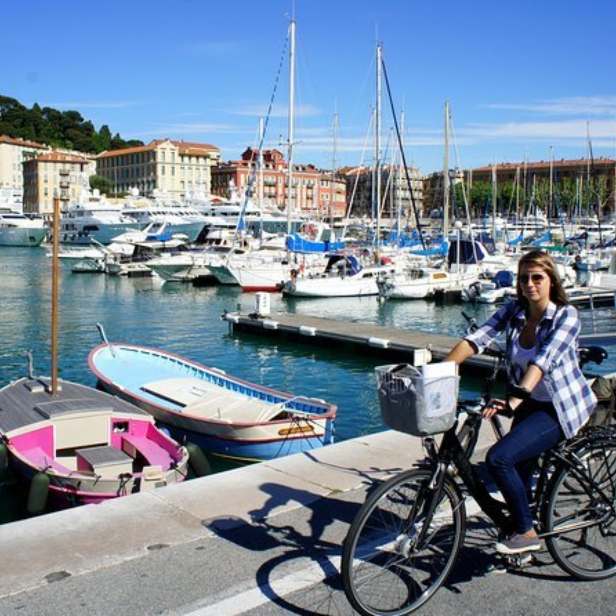 3-Hour Private Bike Tour of Nice Images
