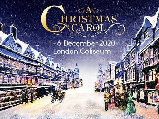A Christmas Carol (London Coliseum 2020) Preview Image