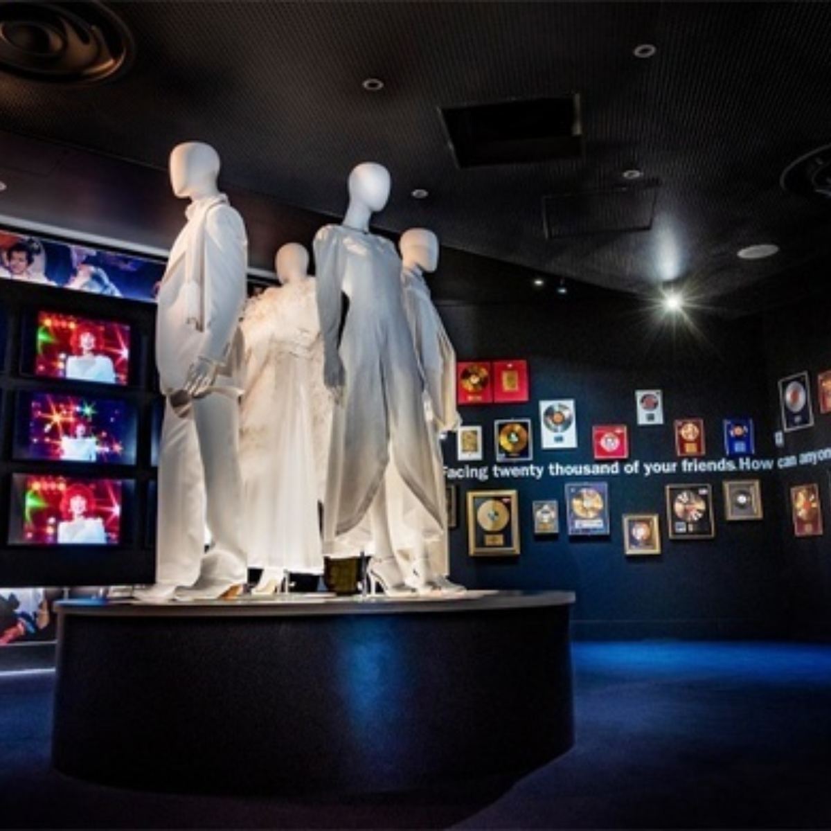 ABBA Super Troupers -  The Exhibition Images