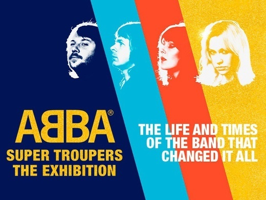ABBA Super Troupers -  The Exhibition Preview Image
