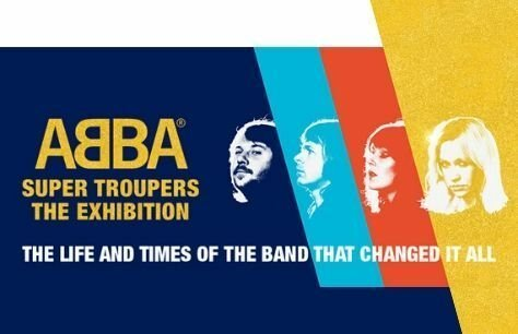 ABBA Super Troupers, The Exibition Preview Image