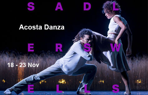 Acosta Danza: Evolution Preview Image