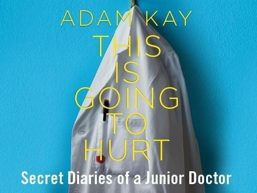 Adam Kay: This Is Going To Hurt - Garrick Theatre Preview Image