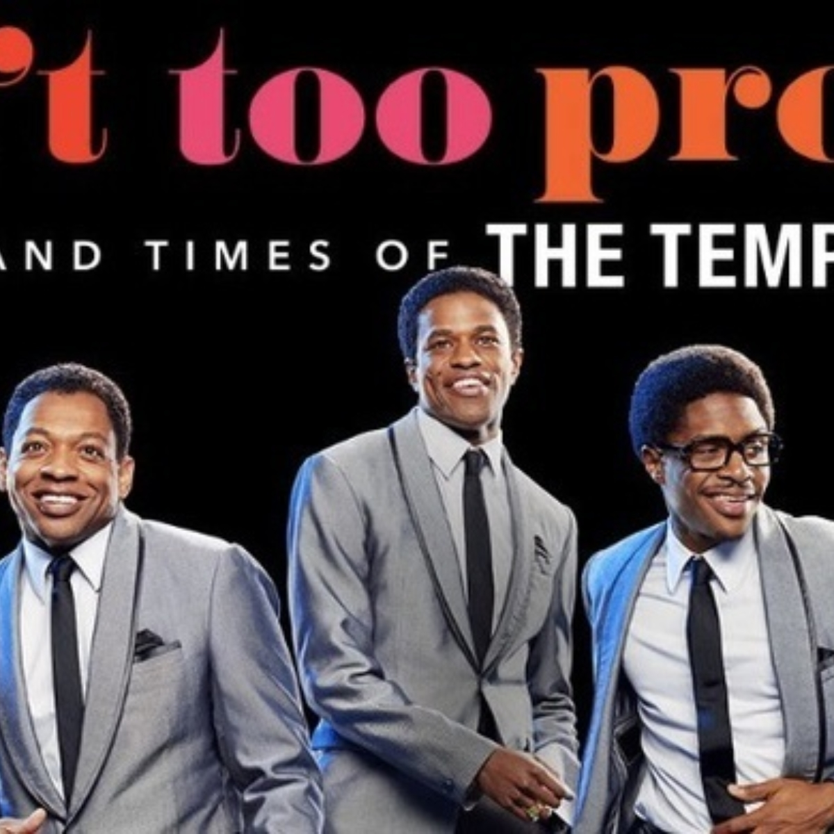 Ain't Too Proud - The Life and Times of the Temptations Images