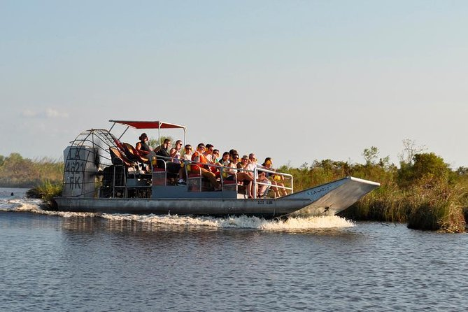 Airboat Ride with Transport from New Orleans Preview Image