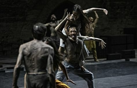 Akram Khan Company – Outwitting the Devil Preview Image