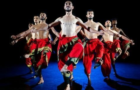 Akram Khan Company – We are but Shadows Preview Image