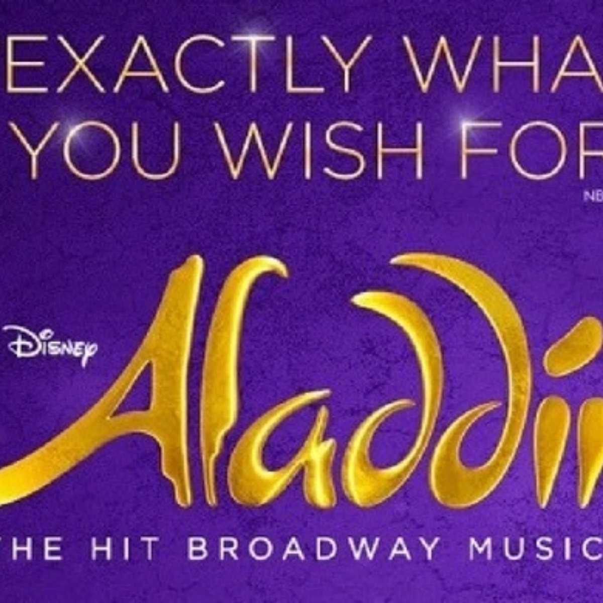 Aladdin - Broadway Images
