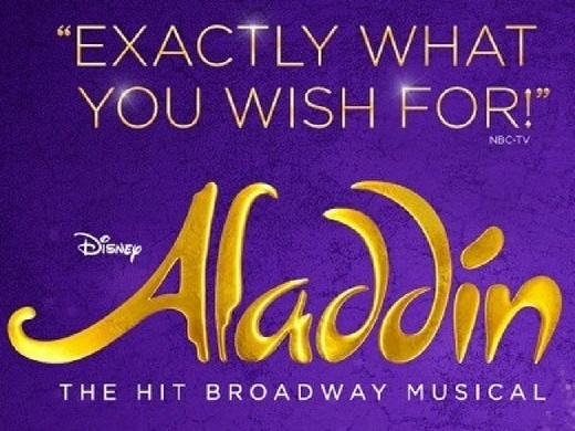 Aladdin - Broadway Preview Image