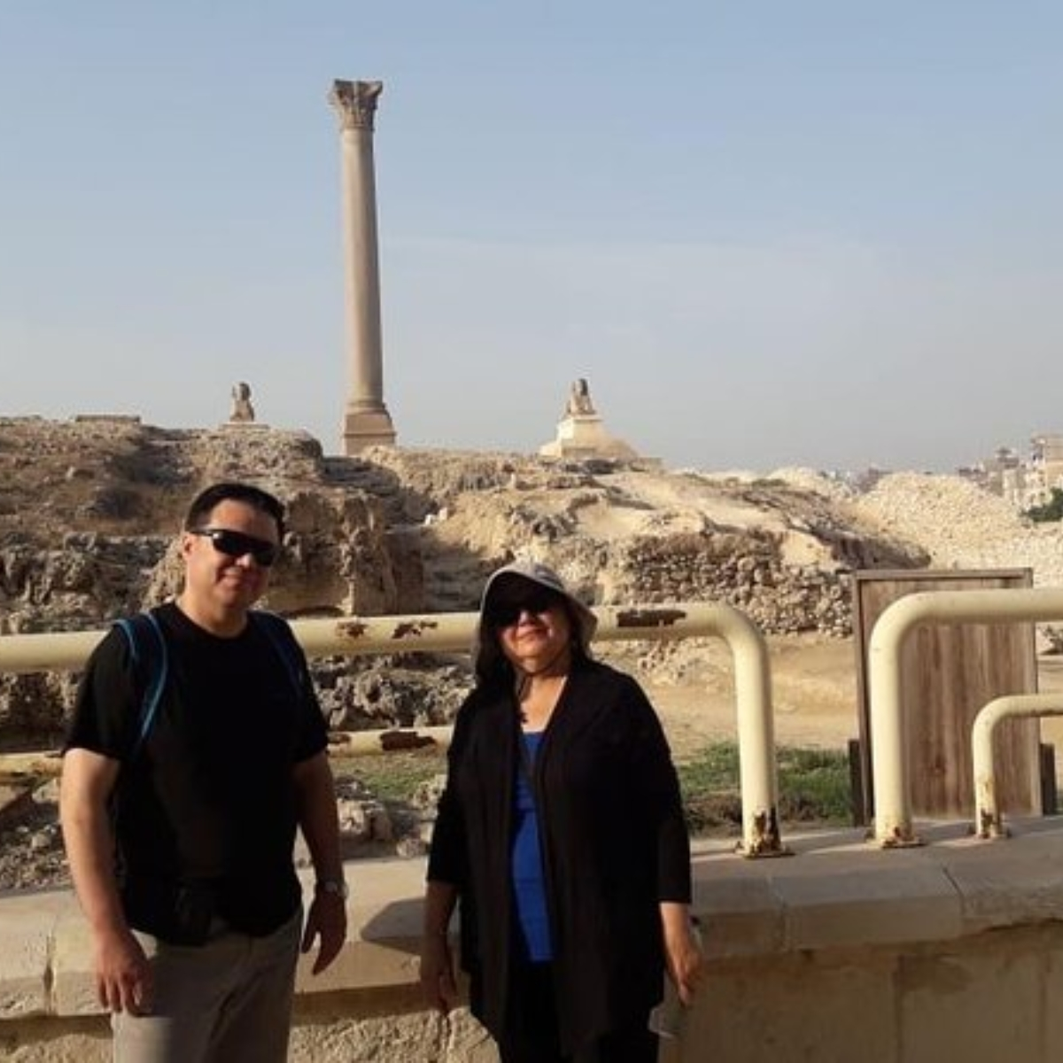 Alexandria day tour with private car only Images