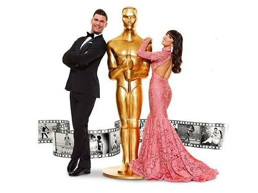 Aljaž Skorjanec & Janette Manrara - Remembering The Oscars Preview Image