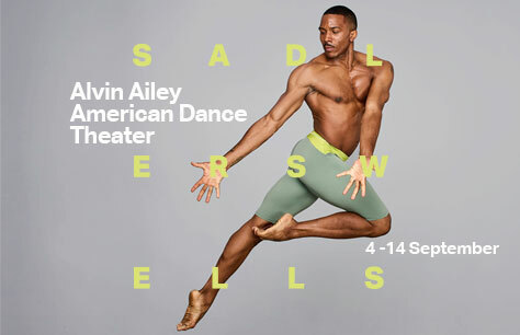 Alvin Ailey American Dance Theater - Programme C Preview Image