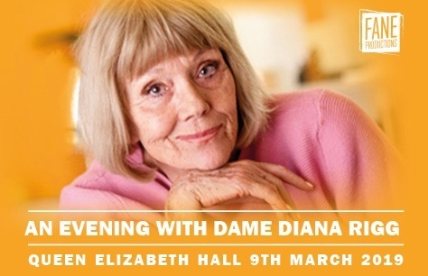 An Evening With Dame Diana Rigg Preview Image