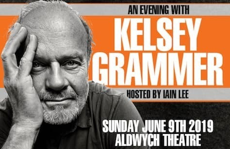 An Evening with Kelsey Grammar Preview Image