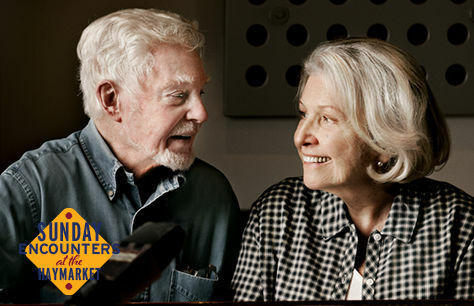 Anne Reid interviews Derek Jacobi Preview Image