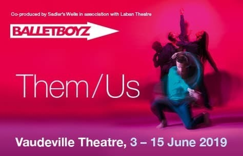 BalletBoyz: Them/Us Preview Image