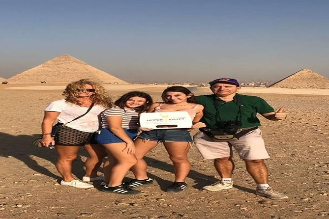 Best Tour Giza Pyramids Sphinx Memphis and Saqqara Preview Image