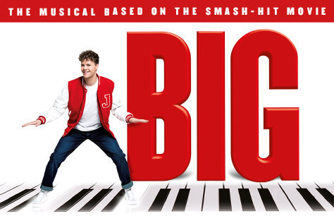 Big The Musical Preview Image