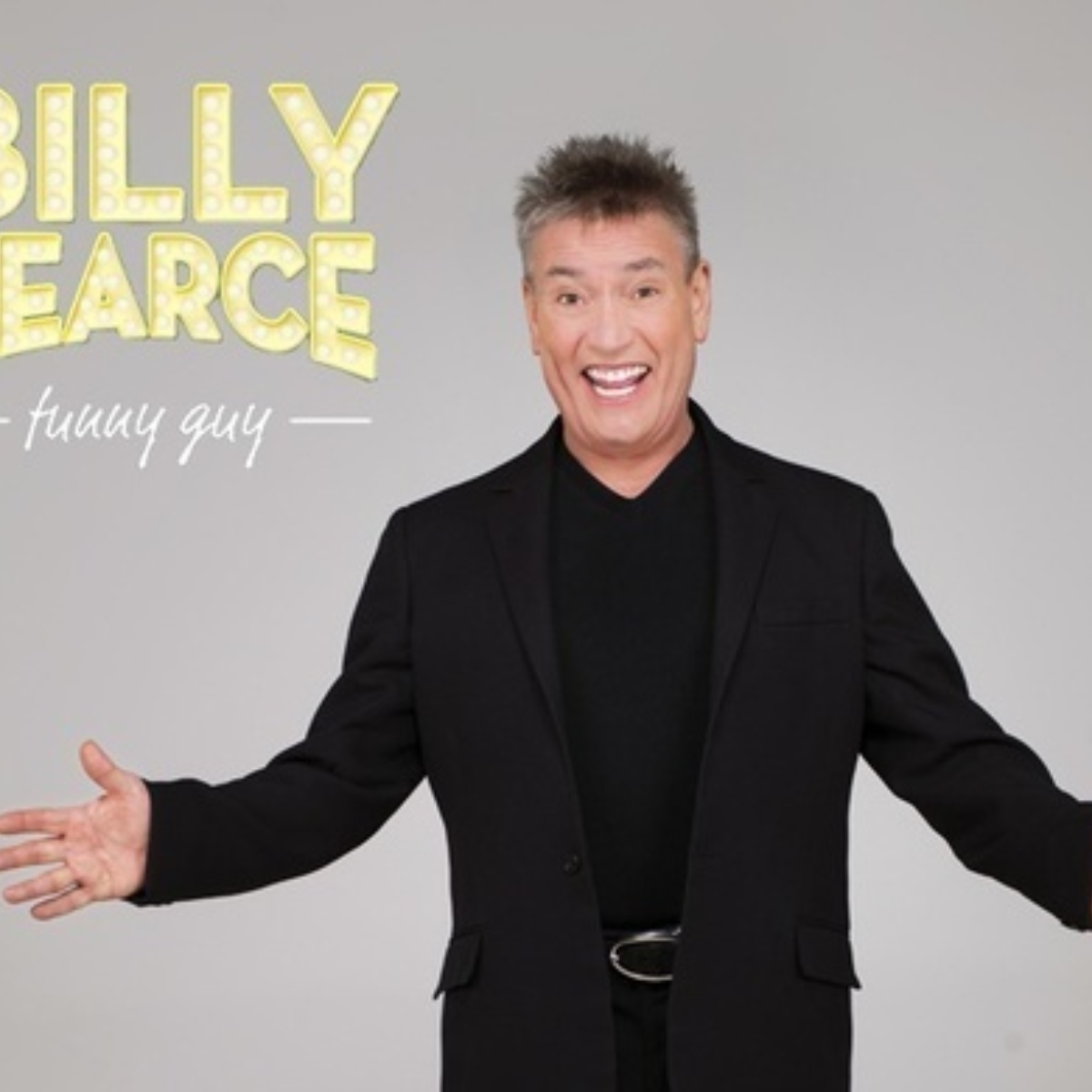 Billy Pearce - Rock with Laughter Special! Images