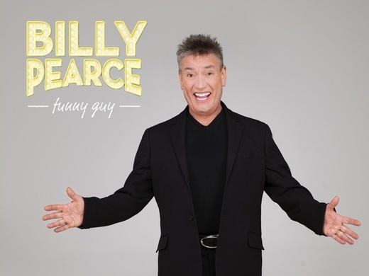 Billy Pearce - Rock with Laughter Special! Preview Image