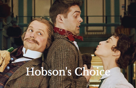 Birmingham Royal Ballet: Hobson's Choice Preview Image