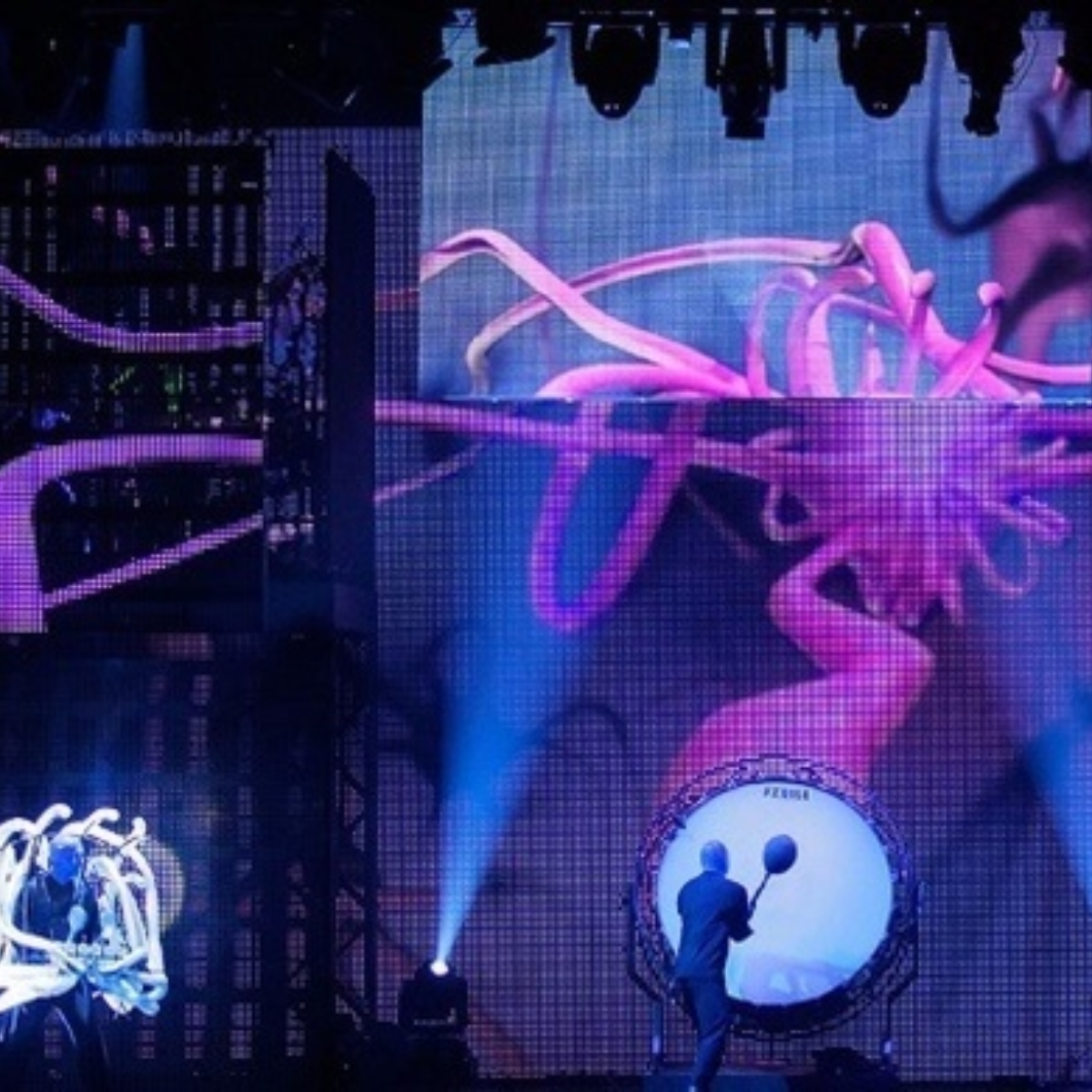 Blue Man Group Images