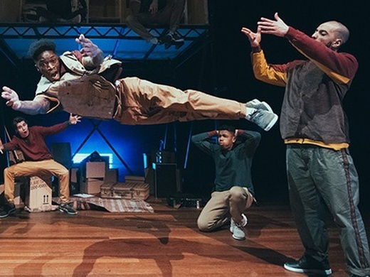Breakin' Convention Presents The Ruggeds' between us Preview Image