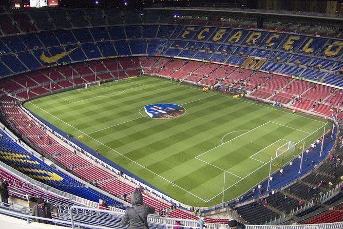 Camp Nou - F.C. Barcelona Open Date Ticket Preview Image