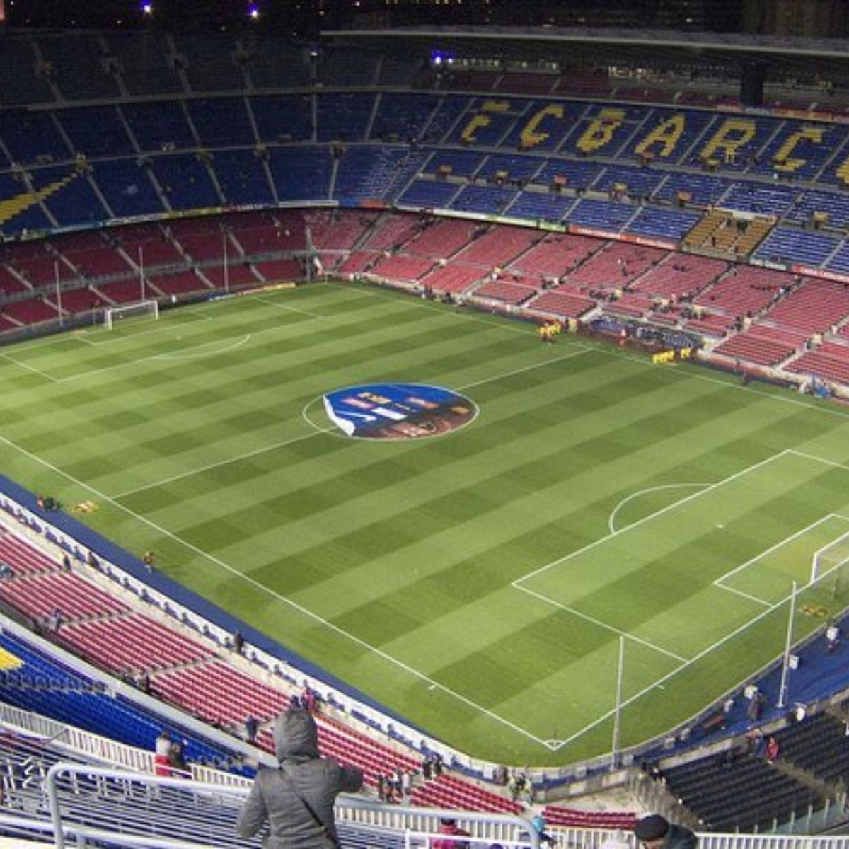 Camp Nou - F.C. Barcelona Open Date Ticket Images