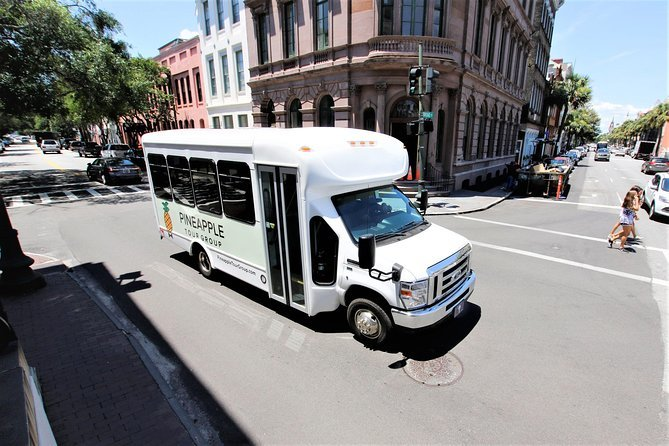 Charleston City Bus Tour Preview Image