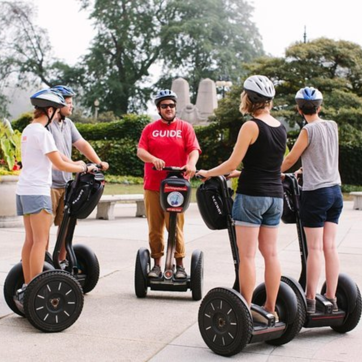 Chicago Segway Tour Images