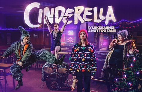 Cinderella at the Vaults Preview Image