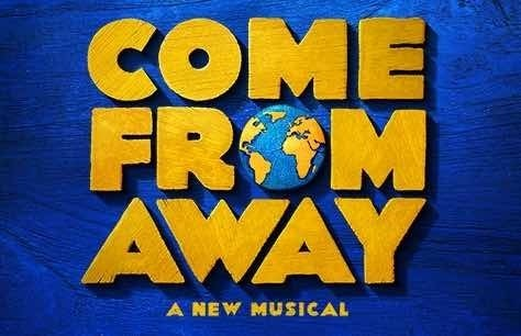 Come From Away and Dinner at Scoff & Banter - Bloomsbury Preview Image