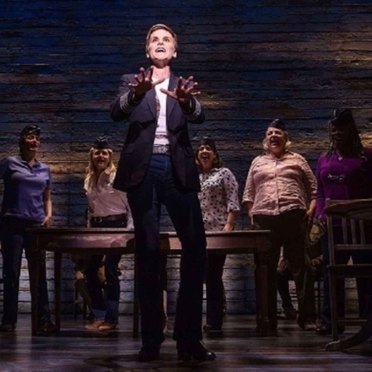 Come From Away - Broadway Images