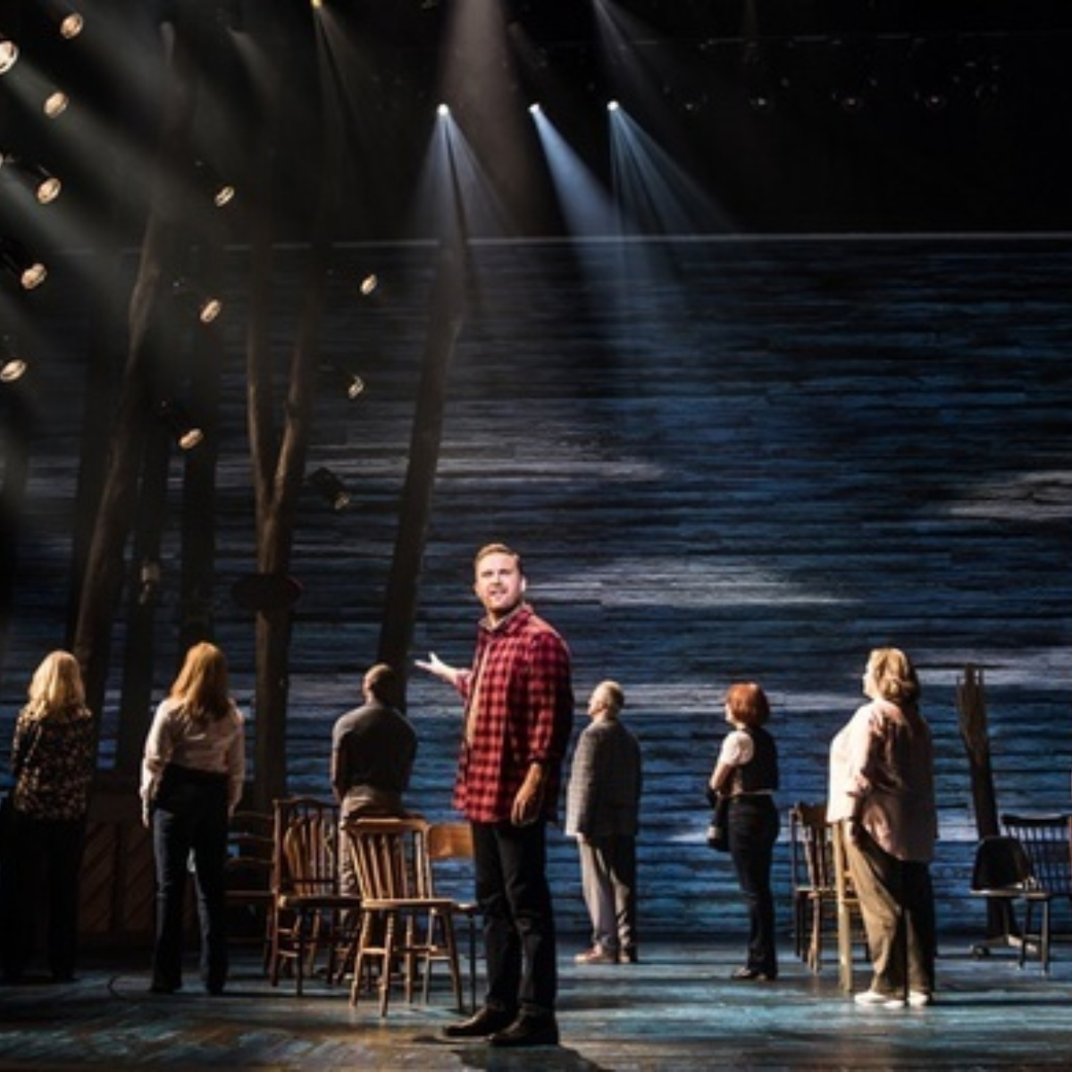 Come From Away Images