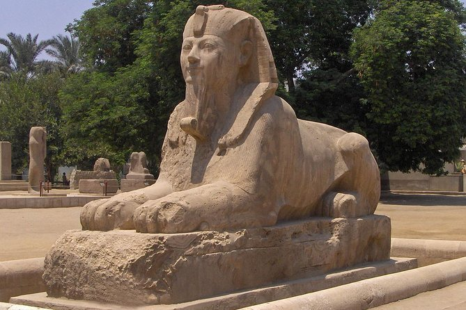 Day Trip To Sakkara Pyramids, Dahshur Pyramids and Memphis Preview Image