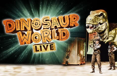 Dinosaur World Live Preview Image