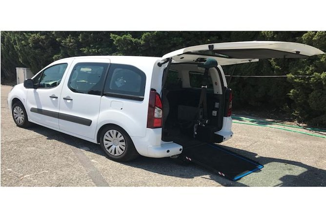 Disability & Mobility Private Transfer Monaco to Nice airport Preview Image