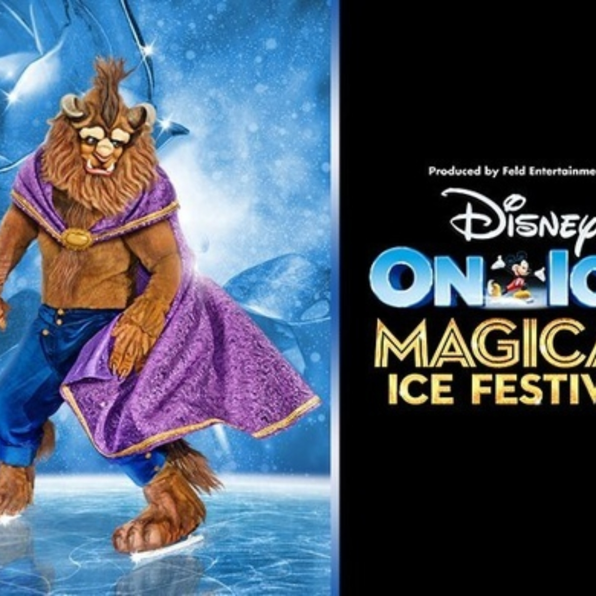 Disney On Ice presents Magical Ice Festival (Glasgow) Images