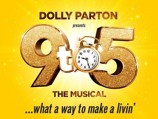 Dolly Parton presents: 9 to 5 the Musical and free afternoon tea with a glass of prosecco at Cafe Rouge Preview Image