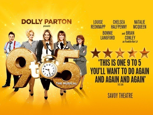 Dolly Parton presents: 9 to 5 The Musical Preview Image