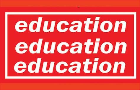 Education, Education, Education Preview Image