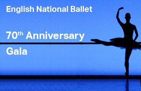 English National Ballet 70th Anniversary Gala Preview Image