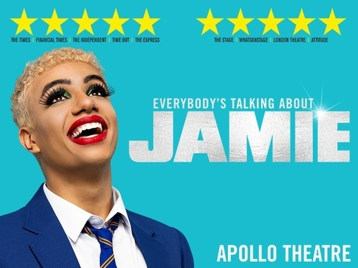 Everybody's Talking About Jamie and Free Meal Preview Image