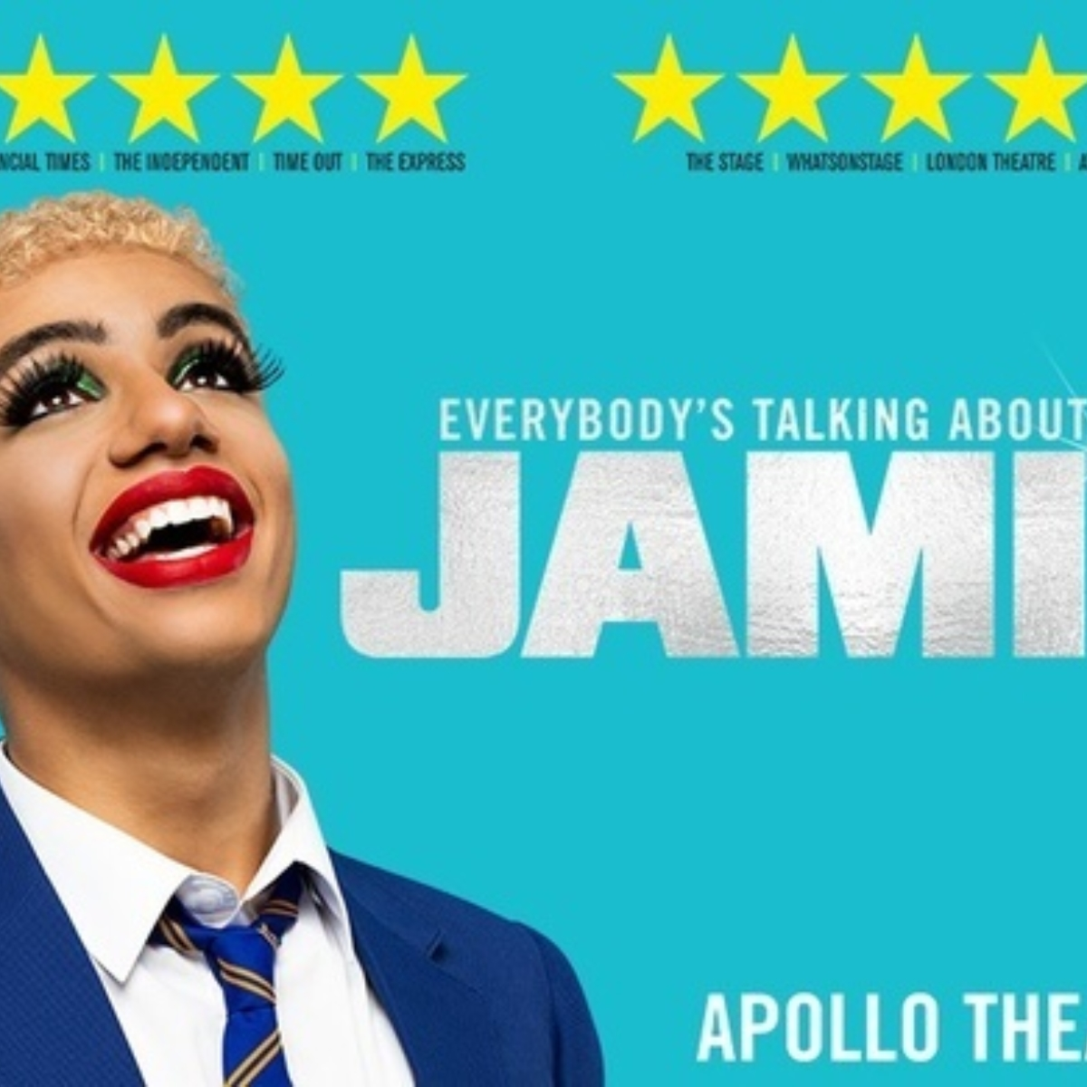 Everybody's Talking About Jamie Images