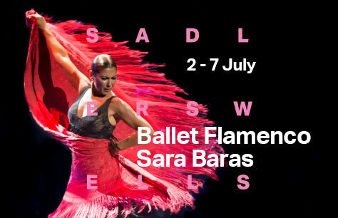 Flamenco Festival: Ballet Flamenco Sara Baras Preview Image