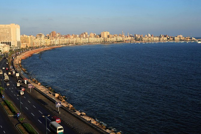 Full Day Private guided Tour to Alexandria From Cairo Preview Image