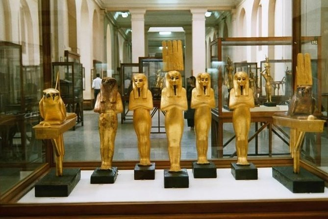 Full Day Private Guided Tour to The Egyptian Museum, Old Cairo, Citadel, Bazaar Preview Image