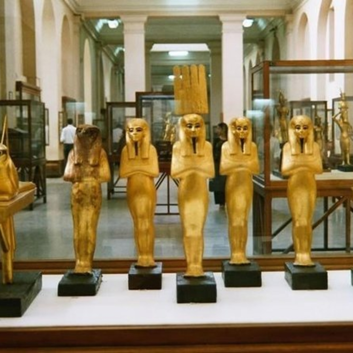 Full Day Private Guided Tour to The Egyptian Museum, Old Cairo, Citadel, Bazaar Images